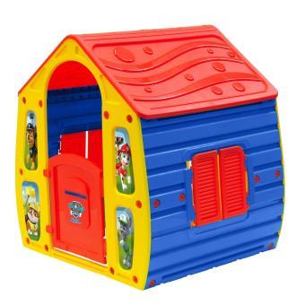 Maison pour enfant Pat' Patrouille Canal Toys - 109x90x102cm