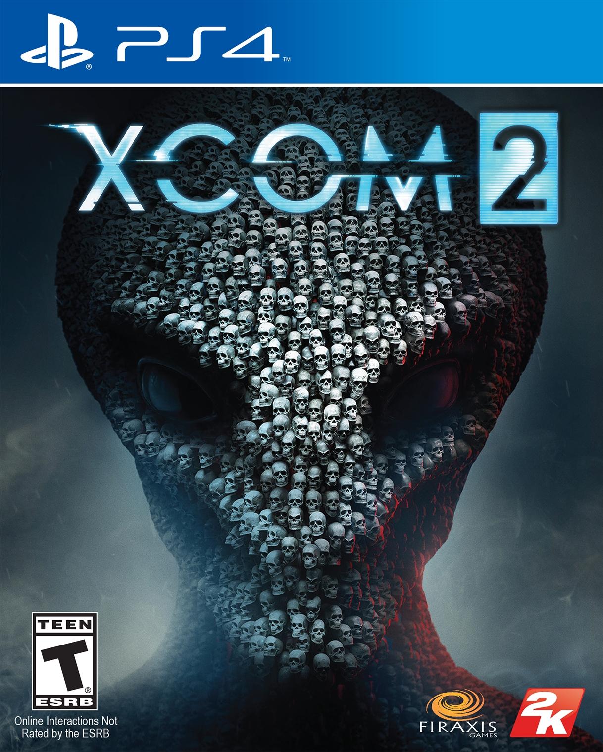 Jeu XCOM 2 sur PS4