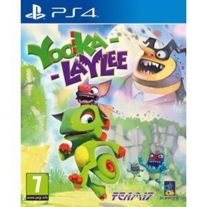 Jeu Yooka Laylee sur PS4