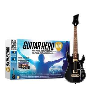 Guitar Hero Live sur iOS