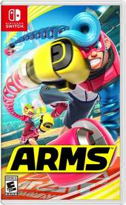 Jeu Arms sur Nintendo Switch