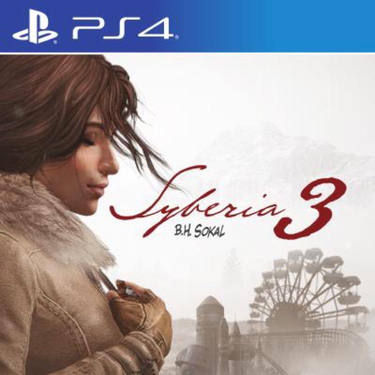 Syberia 3 sur PS4 - Porte des Alpes (69)