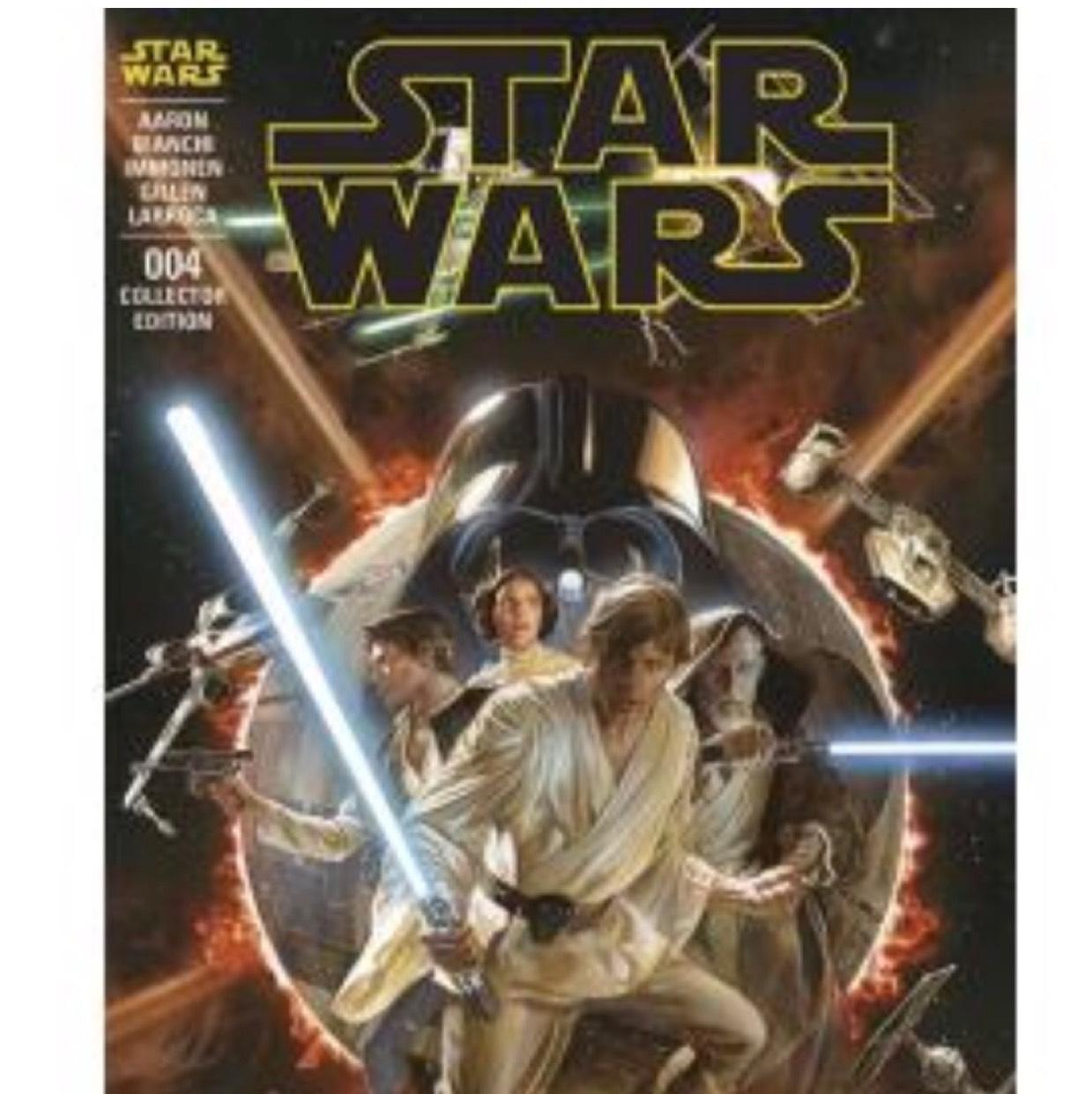 Sélection de livres en promotion - Ex : Comics Star Wars + T-Shirt