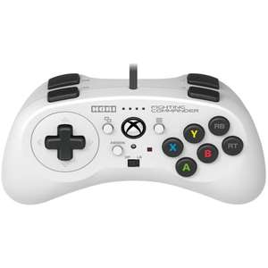 Manette Filaire Fighting Commander Hori Xbox One / PC (USB)