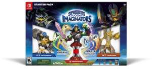 Kit de démarrage Skylanders Imaginators sur Nintendo Switch