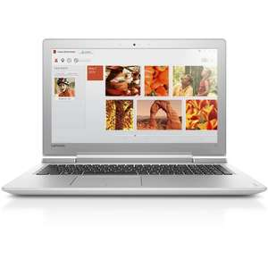 Ordinateur portable Lenovo  Ideapad 700-15ISK - Blanc (retrait en magasin)