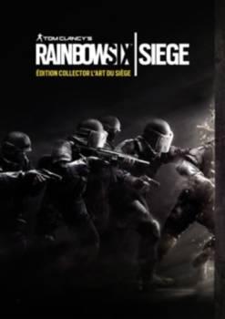 Rainbow six Siege The Art of Siege sur Xbox One