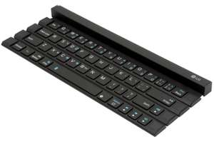 Clavier LG Azerty Bluetooth enroulable