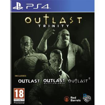 Outlast : Trinity sur PS4