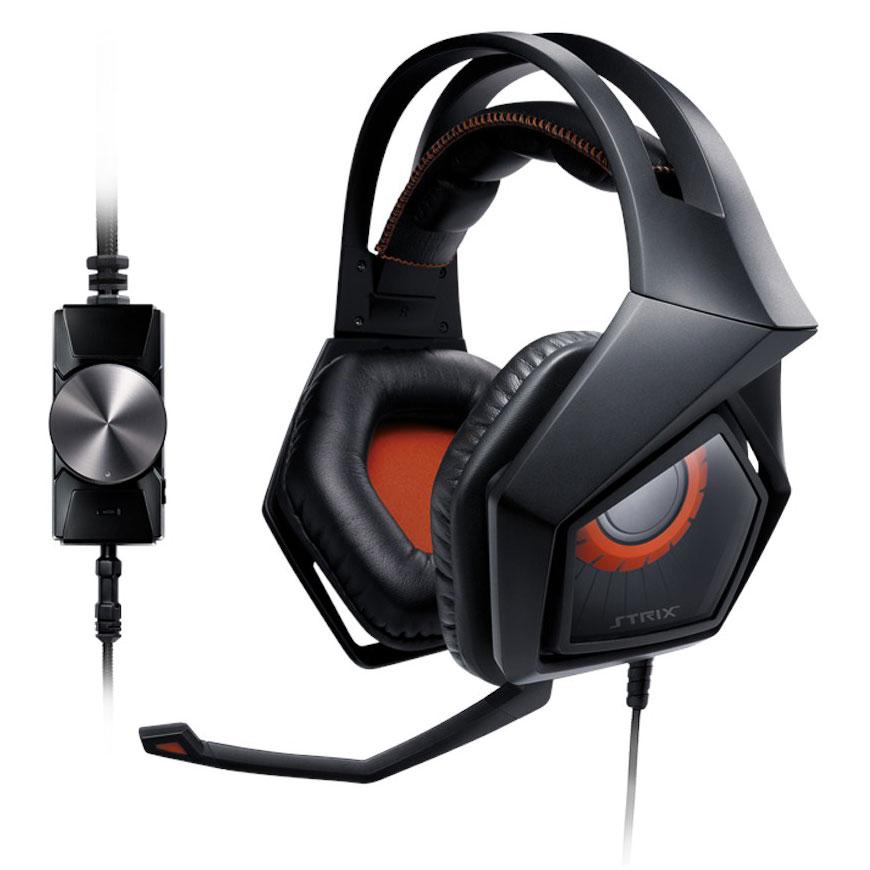 Sélection de casques gaming soldés - Ex : Micro-casque Asus Strix Pro