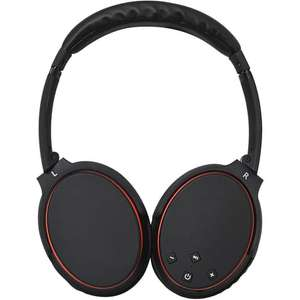 Casque Bluetooth INEXIVE Noir avec reduction de bruit active