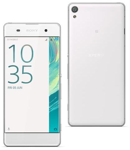 "Smartphone 5"" Sony Xperia XA - Blanc - Double Sim (retrait en magasin"