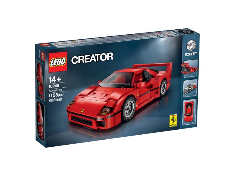 Lego Creator Ferrari F40 1716821