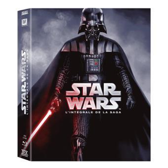 Star Wars L'intégrale Coffret Blu-ray