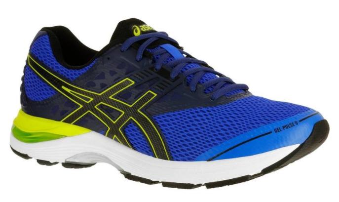 Chaussures de running homme Asics Gel Pulse 9 Bleu