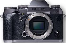 Hybride numérique boitier Nu  Fuji X-T1 Graphite Silver Edition