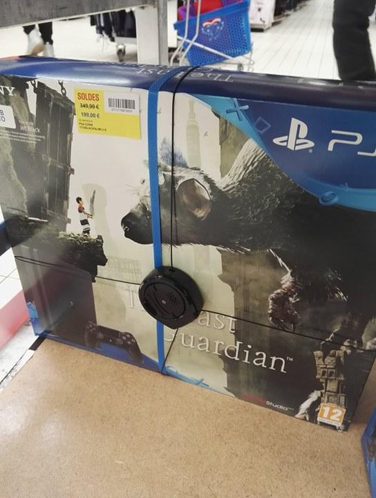 Console Sony PS4 Slim 1 To - Last Guardian ou SFV - La Roche Sur Yon (85)