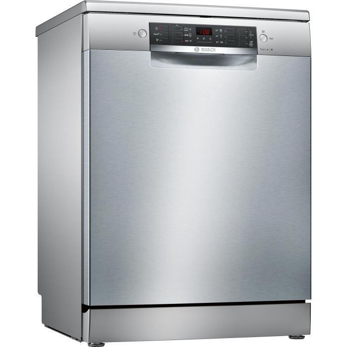 Lave vaisselle posable Bosch SMS46AI01E - 12 couverts - 46 dB - A+ - Larg 60cm