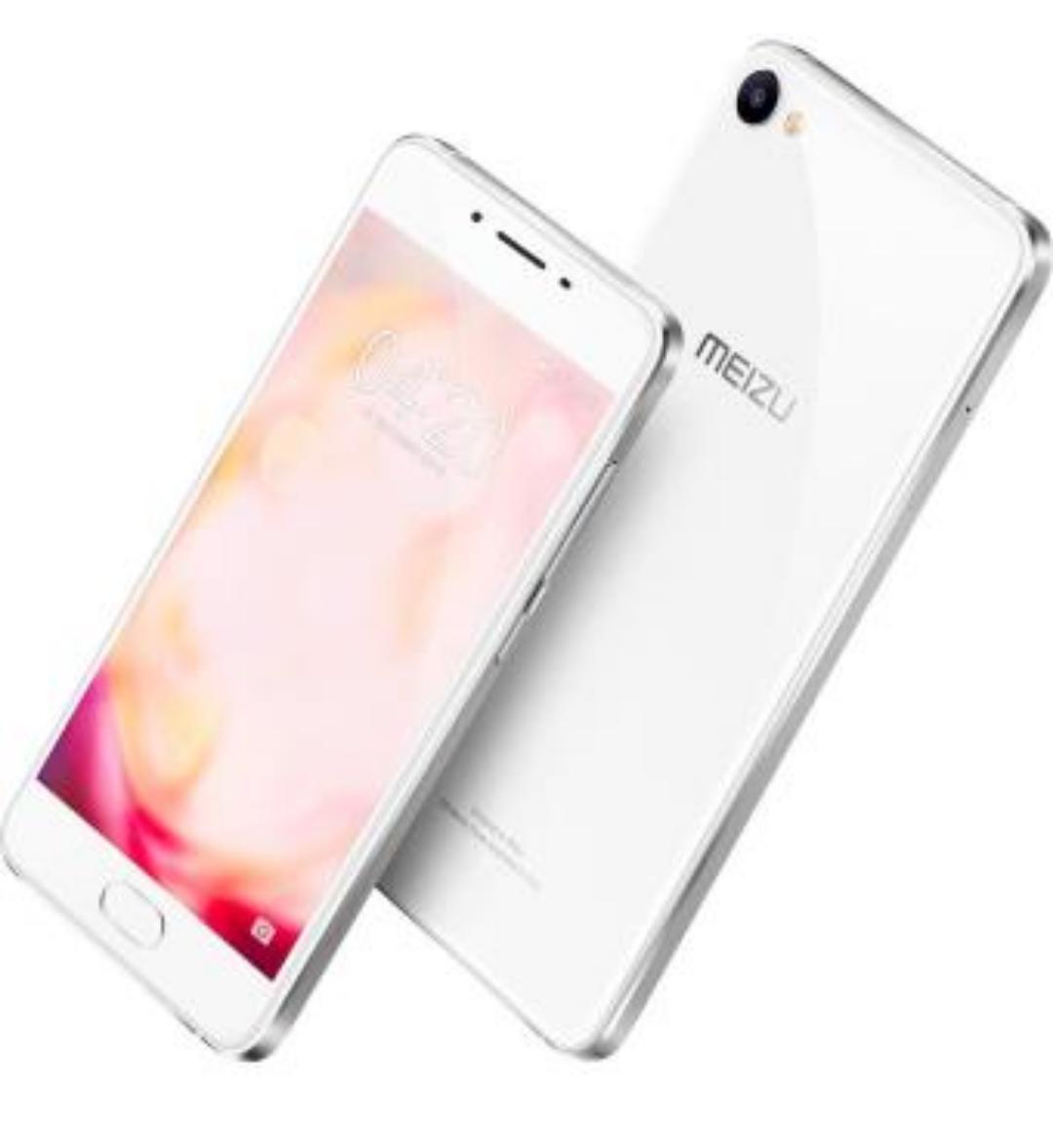 "Smartphone 5"" Meizu U10 Double Sim 16go Argent"