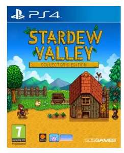 Stardew Valley Collector PS4/Xbox One