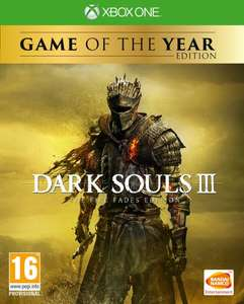 Dark Souls III GOTY Xbox One