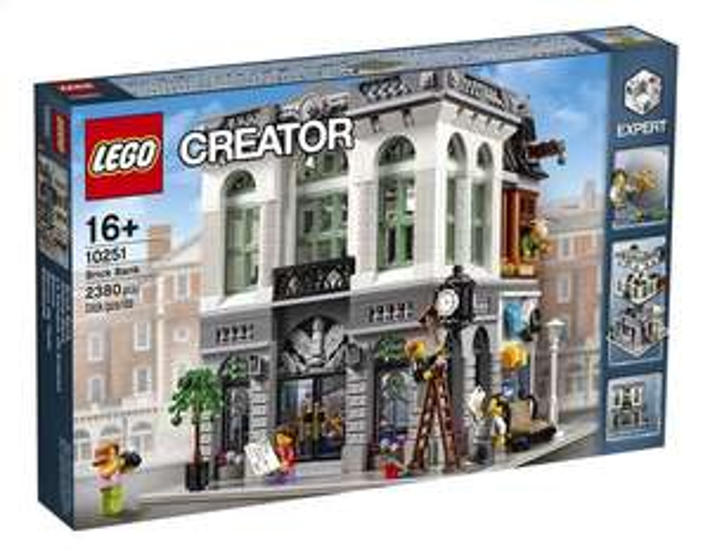 Lego Creator 10251 La banque des briques