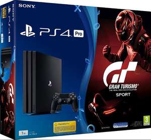 Console Sony PS4 Pro - 1 To + Gran Turismo + 14 jours PSN