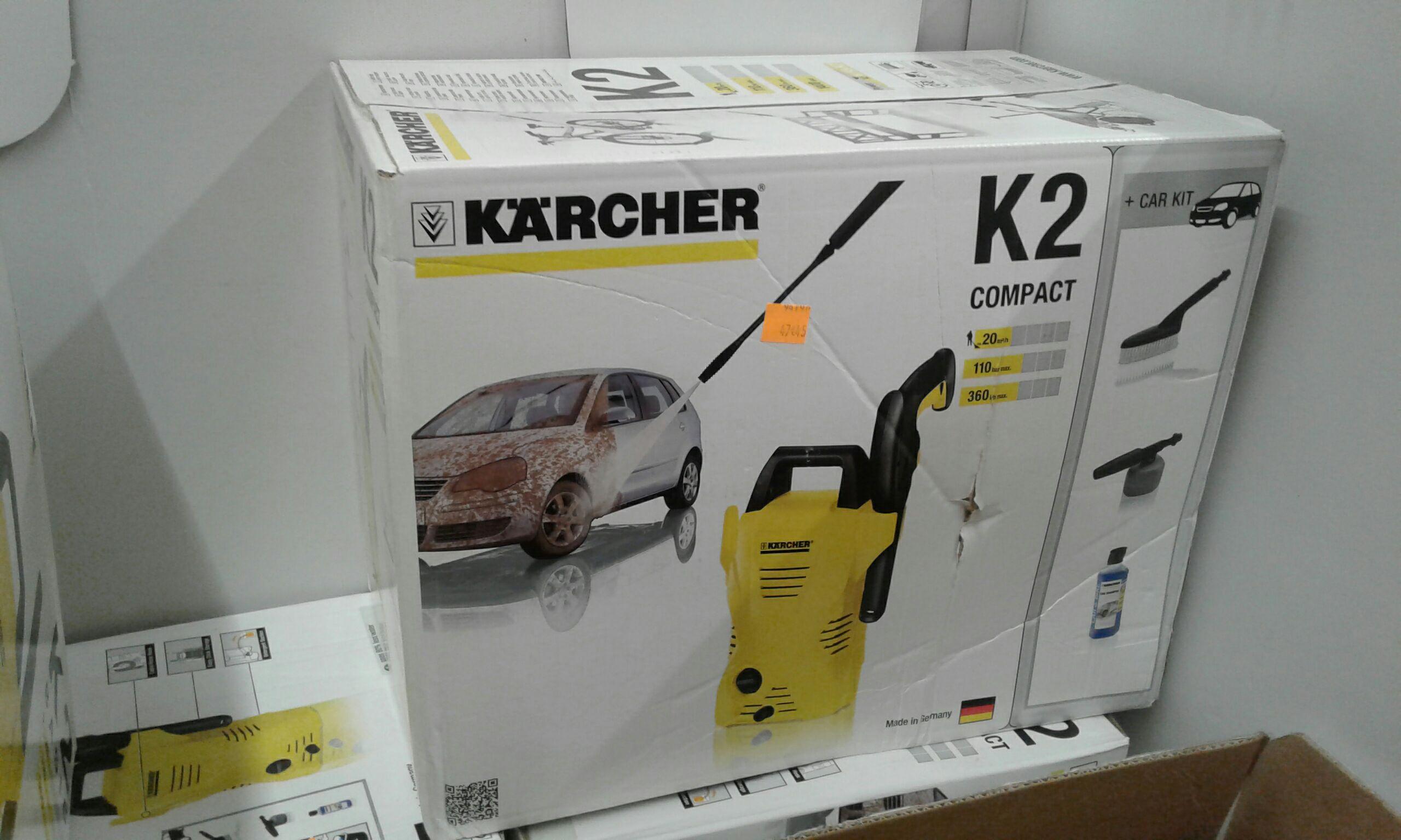 Karcher K2 compact avec kit voiture - Athis mons (91)