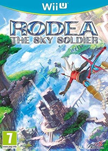 Rodea the sky soldier Wii U et 3DS (retrait en magasin)