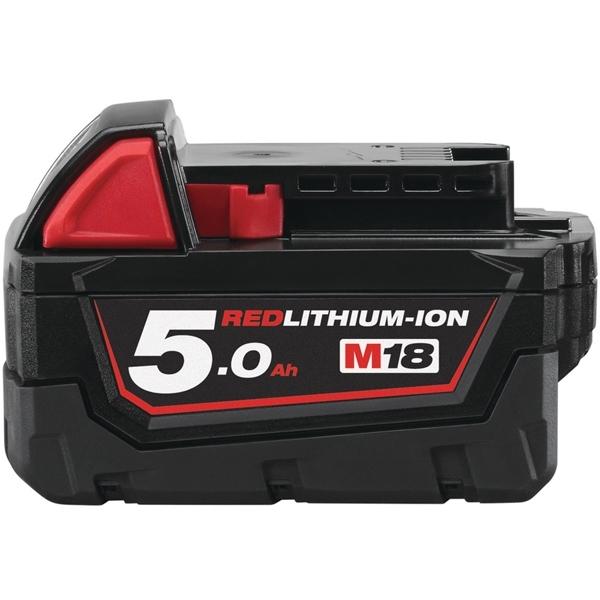Batterie  MILWAUKEE  5Ah - 18V