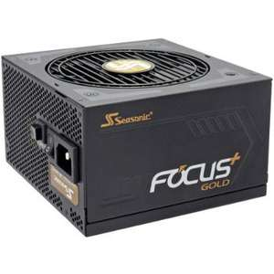 Alimentation PC Seasonic FOCUS Plus 550 Gold