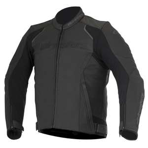 Blouson cuir Alpinestars Devon Leather