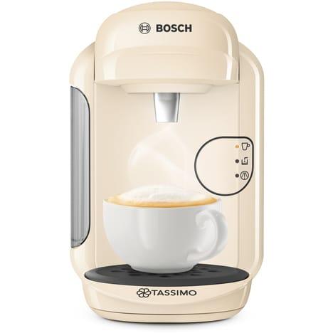 Cafetière à dosette Bosch TAS1407 Tassimo