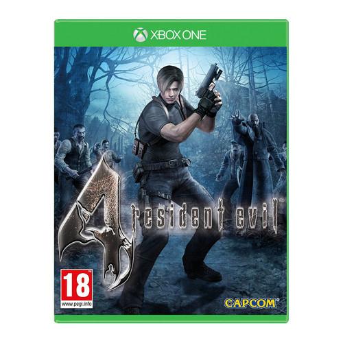 Resident Evil 4, 5 et 6 sur Xbox One à 9.90€ l'unité