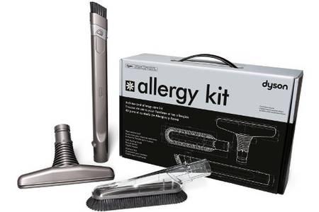 Kit allergie Dyson (brosse douce, brosse matelas et brosse passe-partout)