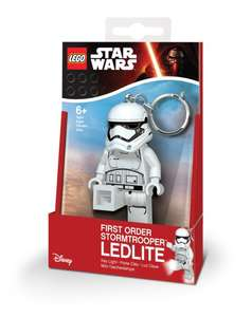 Porte-clés LED Lego Star Wars Stormtrooper