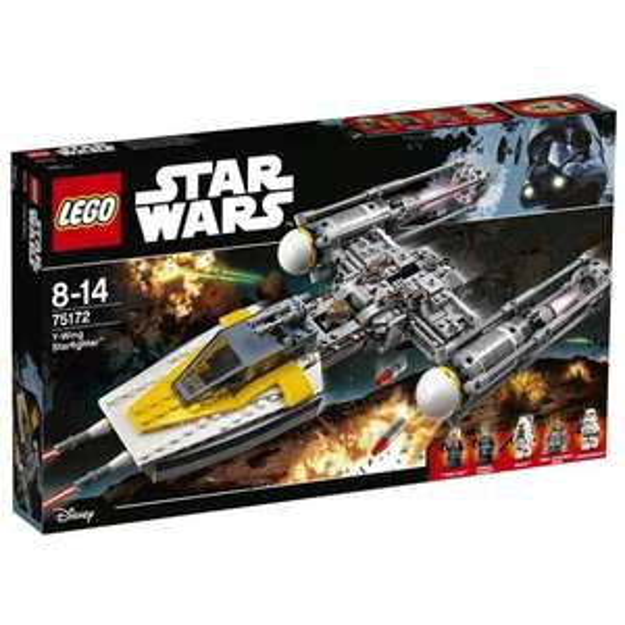 Jouet Lego Star Wars 75172 Y-Wing Starfighter