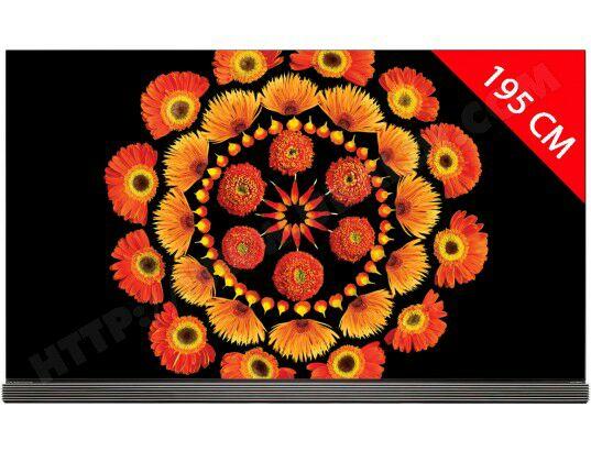 """TV OLED 77"""" LG OLED77G7V 4K 195 cm"""