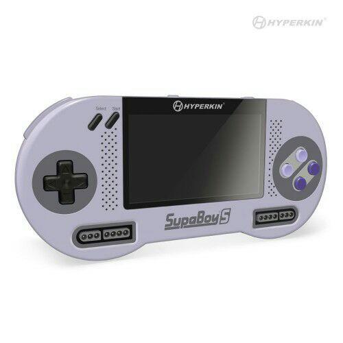 Console Supaboy S (SNES portable)