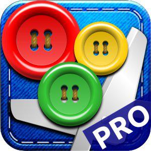 Application Boutons et Ciseaux Pro gratuite sur Android (au lieu de 1.49 €)