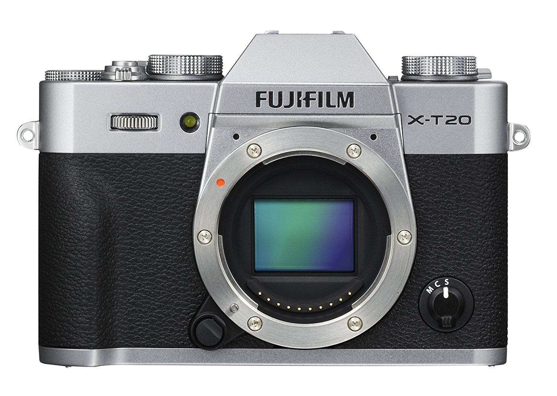 Appareil Photo Fujifilm X-T20 - Boitier Nu (via ODR 50€)