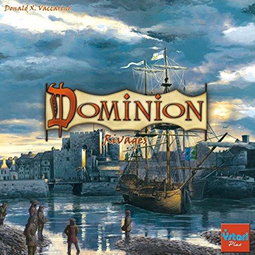 Extension Rivages pour le jeu de société Dominion