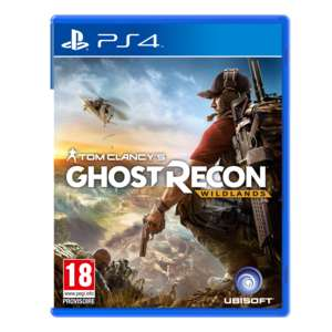 Ghost Recon Wildlands sur PS4 et Xbox One