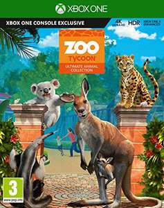 Zoo Tycoon : Ultimate Animal Collection Xbox One