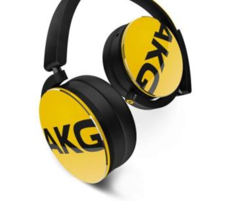 Casque AKG Y50 (jaune)