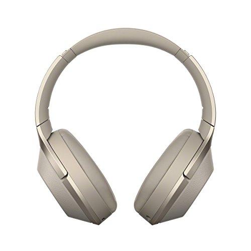 Casque Bluetooth SONY WH-1000XM2, couleur crème