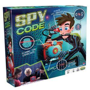 Jeu d'espion - Spy code - 41274