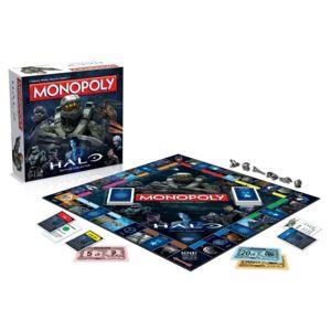 Jeu de société Monopoly Halo