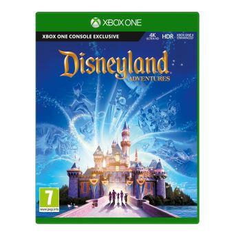 Sélection de jeux Xbox One (Version boite) à partir de 12€ - Ex : Rush: A Disney-Pixar Adventure, Disneyland Adventures...