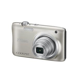 Appareil photo compact Nikon Coolpix a100 argent
